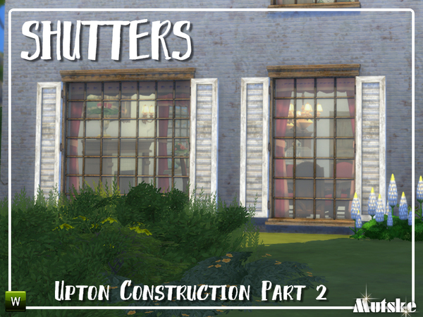 Upton Construction set part 2 by mutske at TSR image 3219 Sims 4 Updates