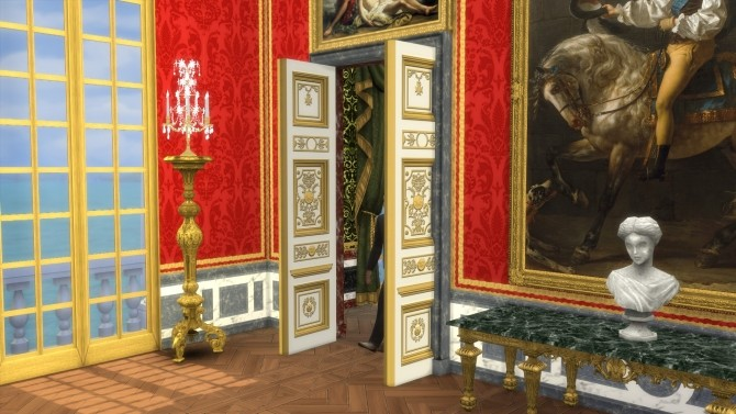 Grands Appartements Double Door by TheJim07 at Mod The Sims image 3618 670x377 Sims 4 Updates
