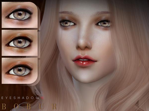 Sims 4 Eyeshadow 18 by Bobur3 at TSR
