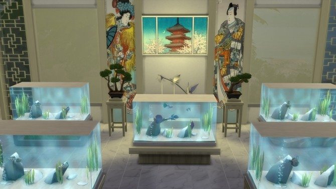 Fishy, Fishy by newmonster at Mod The Sims image 443 670x377 Sims 4 Updates