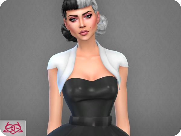 Ludda bolero by Colores Urbanos at TSR image 4511 Sims 4 Updates