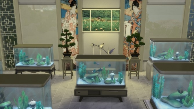 Fishy, Fishy by newmonster at Mod The Sims image 453 670x377 Sims 4 Updates