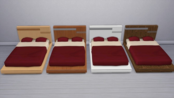 Luxury Bedroom from TS2 by TheJim07 at Mod The Sims image 503 670x377 Sims 4 Updates