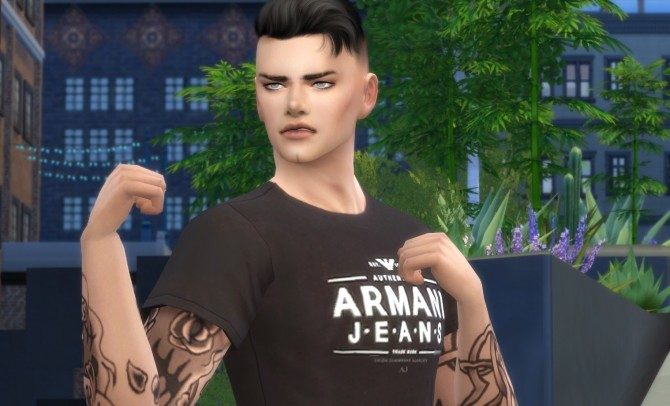 Gerard Acosta by gor2104va DS at Sims for you image 512 670x406 Sims 4 Updates