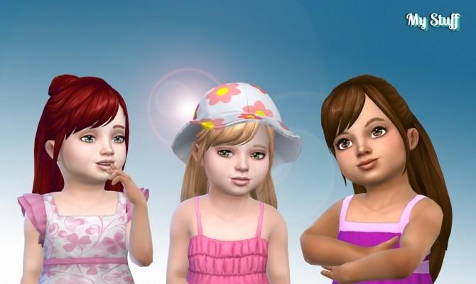 Sims 4 Natalie Hair T at My Stuff