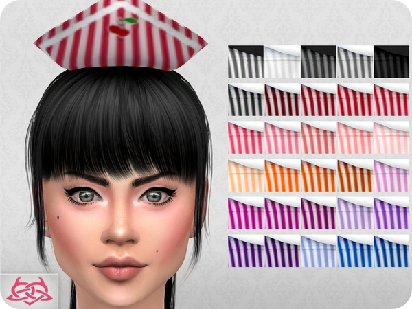 Waitress SET RECOLOR 2 by Colores Urbanos at TSR image 548 Sims 4 Updates