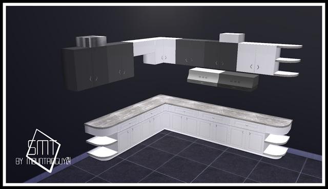 MG24 Verankas Geneva Kitchen Conversion Retexture at Sims Modern Technology image 5516 Sims 4 Updates