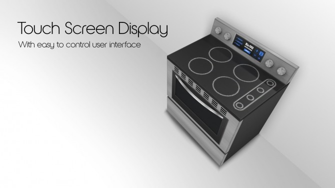 SimKitchen 2000 Series Stove by littledica at Mod The Sims image 5518 670x377 Sims 4 Updates