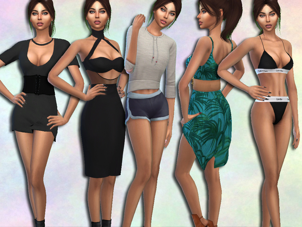 Nora Canfield by divaka45 at TSR image 555 Sims 4 Updates