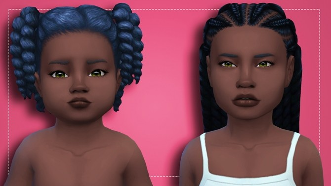 Sims 4 Recycled Stardust Skinblend by Weepingsimmer at SimsWorkshop