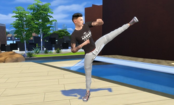 Gerard Acosta by gor2104va DS at Sims for you image 612 670x406 Sims 4 Updates