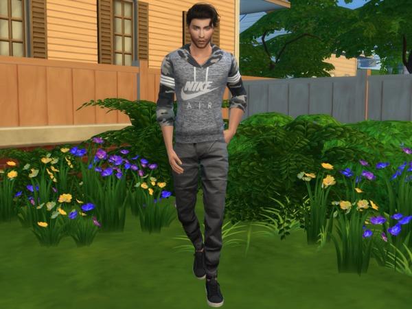 Gerald Galvin by divaka45 at TSR image 649 Sims 4 Updates