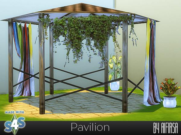 Pavilion at Aifirsa image 653 Sims 4 Updates