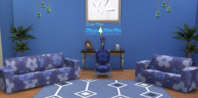 Modern Chair Sofa LoveSeat SET by wendy35pearly at Mod The Sims image 67 670x332 Sims 4 Updates