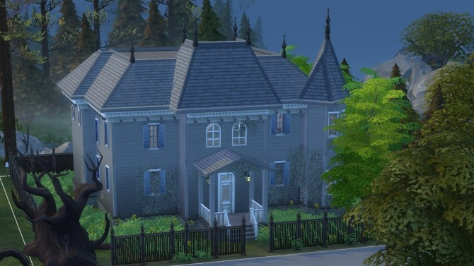 Sims 4 Pennywises House on Neibolt ST. by BoJess at Mod The Sims