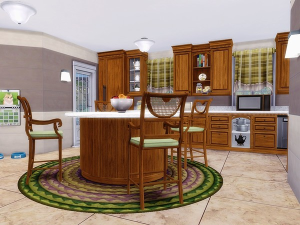 Sims 4 Brindleton Manor by MychQQQ at TSR