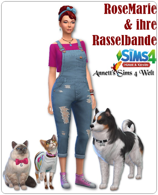 RoseMarie & friends at Annett's Sims 4 Welt image 696 Sims 4 Updates