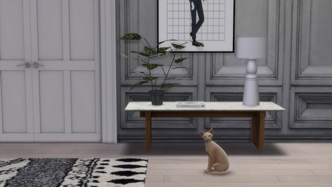 Solid Table at Meinkatz Creations image 7210 670x377 Sims 4 Updates