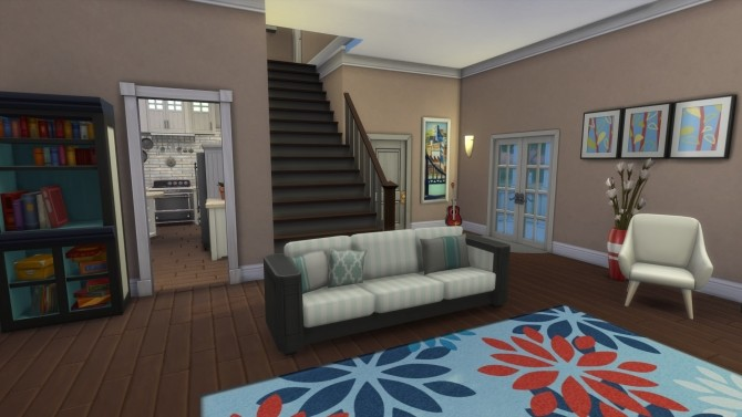 Homey Home by soundrunner04 at Mod The Sims image 73 670x377 Sims 4 Updates