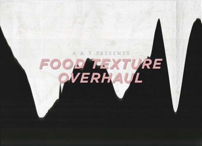 Food texture overhaul at Asteria Sims image 766 670x487 Sims 4 Updates