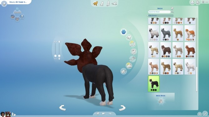 Demogorgon cat hat by flerb at Mod The Sims image 8010 670x377 Sims 4 Updates