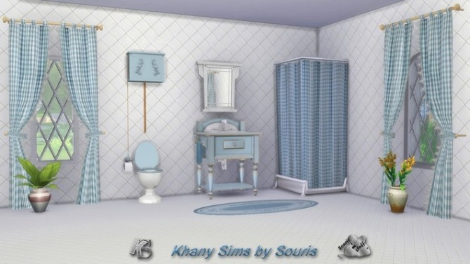 Season bathroom by Souris at Khany Sims image 8910 670x377 Sims 4 Updates