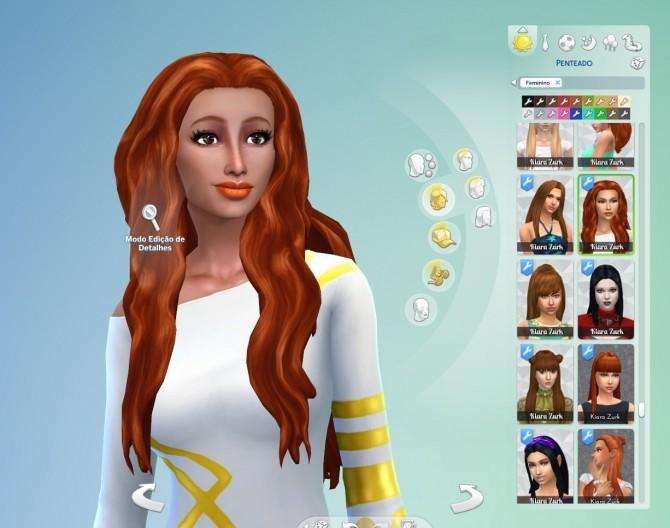 Sims 4 Jessica Hair at My Stuff