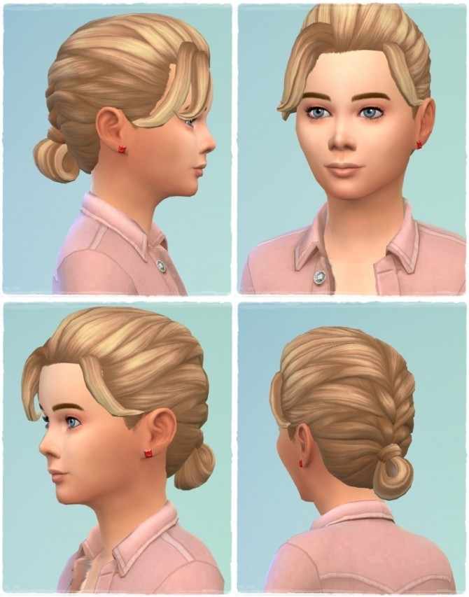 Little French Braid Hair at Birksches Sims Blog image 8917 670x853 Sims 4 Updates