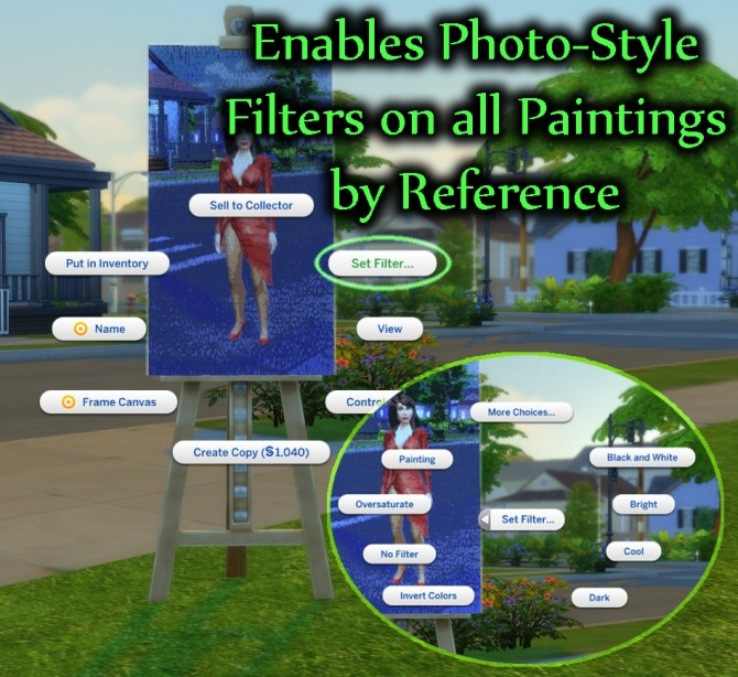 Set Filters on Paintings by Reference by scumbumbo at Mod The Sims image 9112 670x614 Sims 4 Updates