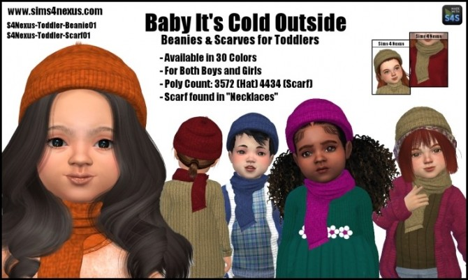 Baby It's Cold Outside by SamanthaGump at Sims 4 Nexus image 937 670x402 Sims 4 Updates
