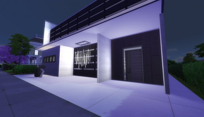 Las Arenas Modern House by LetrixAR at Mod The Sims image 1075 670x386 Sims 4 Updates