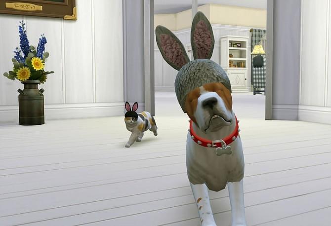 Bunny hat at Studio K Creation image 10914 670x458 Sims 4 Updates