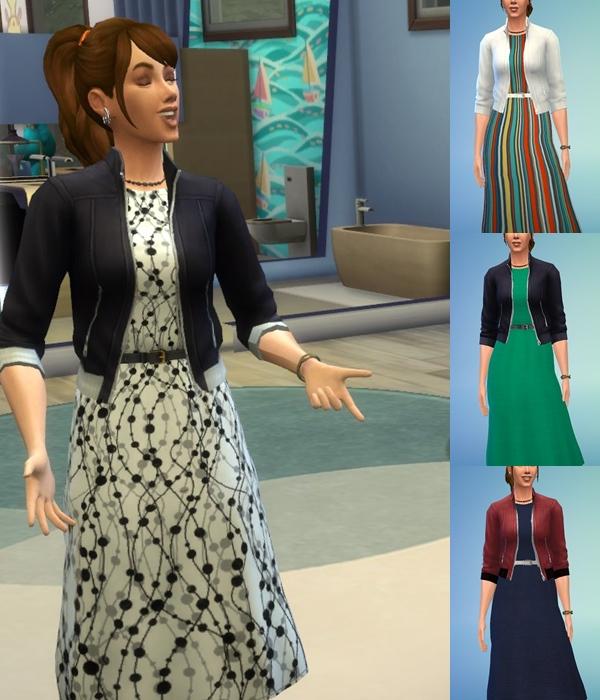 Ladys Autumn Dress at Birksches Sims Blog image 11010 Sims 4 Updates