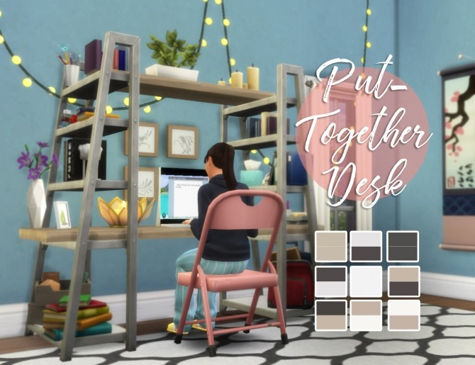 mlyssimblr 's birthday gift set at The Plumbob Tea Society image 1104 670x515 Sims 4 Updates