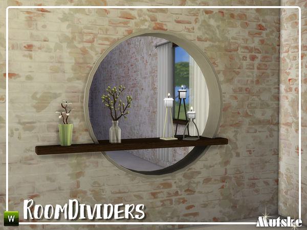 Room dividers by mutske at TSR image 1121 Sims 4 Updates