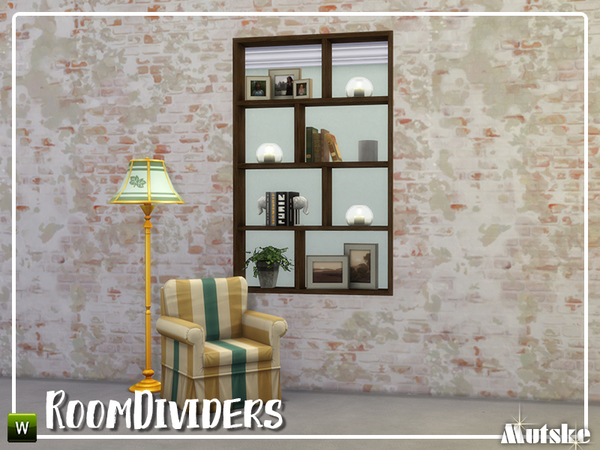 Room dividers by mutske at TSR image 1161 Sims 4 Updates