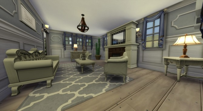 Cape Cod Retreat NO CC by Simooligan at Mod The Sims image 117 670x369 Sims 4 Updates