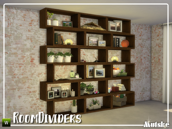 Room dividers by mutske at TSR image 1181 Sims 4 Updates