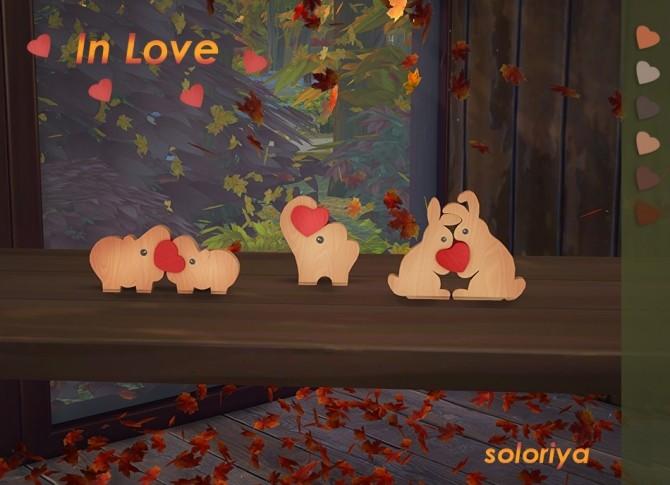 Sims 4 In Love set (P) at Soloriya