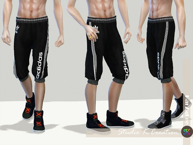 Giruto 41 Jogger Sport Shorts Pant at Studio K Creation image 1277 670x502 Sims 4 Updates