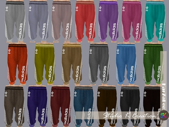 Giruto 41 Jogger Sport Shorts Pant at Studio K Creation image 1287 670x502 Sims 4 Updates