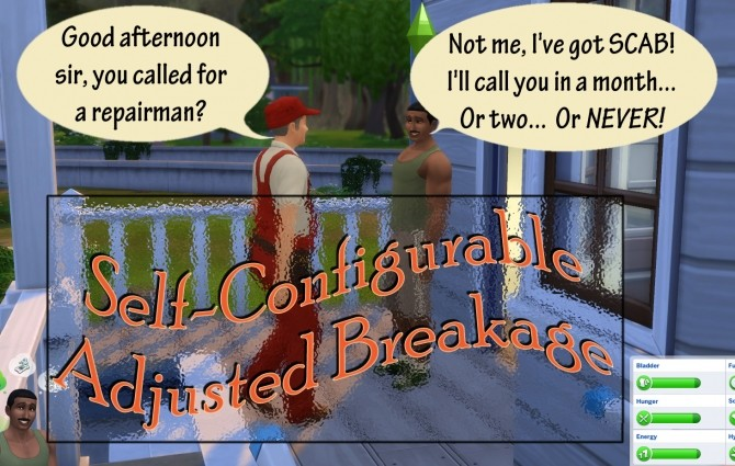 Self Configurable Adjusted Breakage (SCAB) by scumbumbo at Mod The Sims image 1301 670x425 Sims 4 Updates