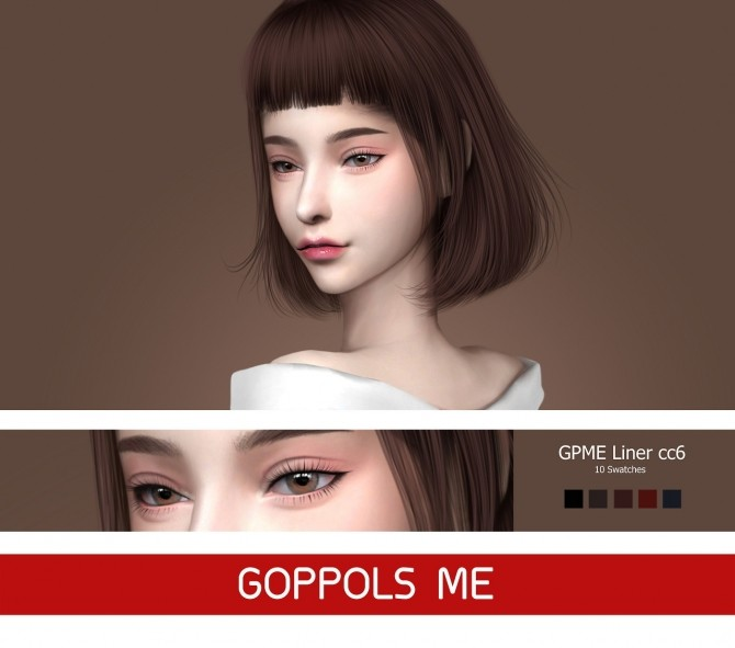 GPME Liner cc6 at GOPPOLS Me image 1332 670x591 Sims 4 Updates