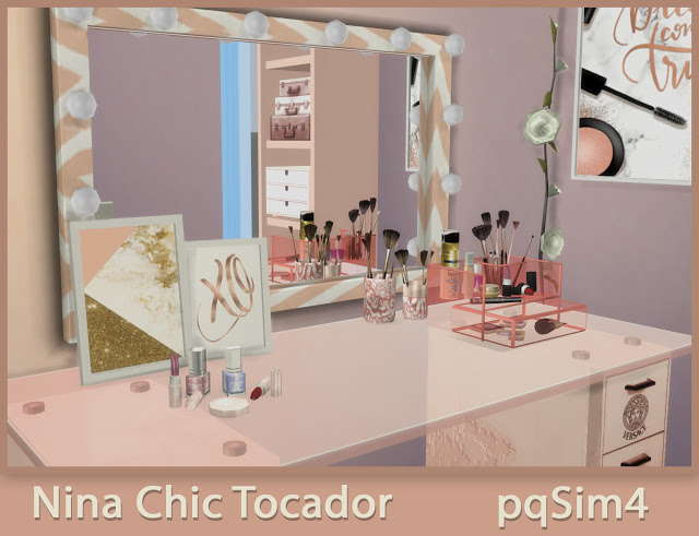 Nina Chic Dresser at pqSims4 image 1366 Sims 4 Updates