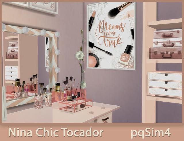 Nina Chic Dresser at pqSims4 image 1375 Sims 4 Updates