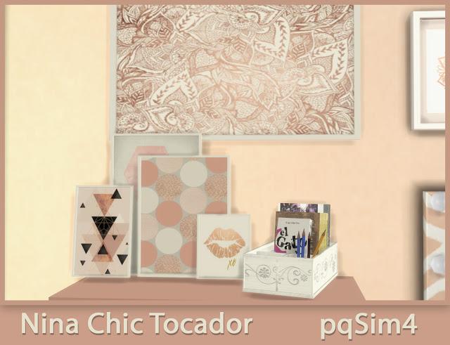 Nina Chic Dresser at pqSims4 image 1385 Sims 4 Updates
