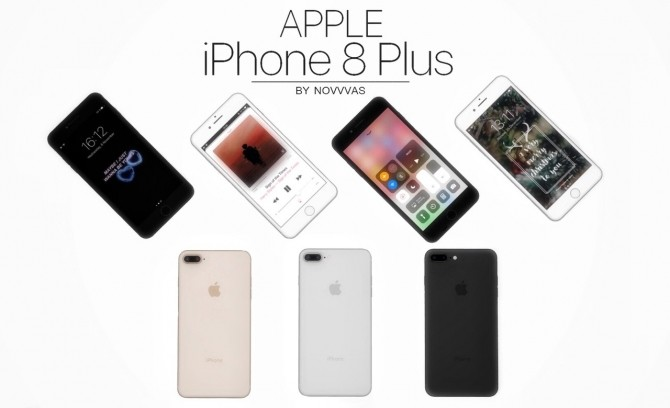 APPLE IPHONE 8 PLUS at Novvvas image 1602 670x408 Sims 4 Updates