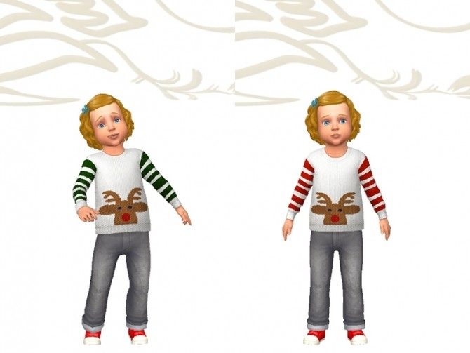 Mapy sweater by Fuyaya at Sims Artists image 1664 670x503 Sims 4 Updates