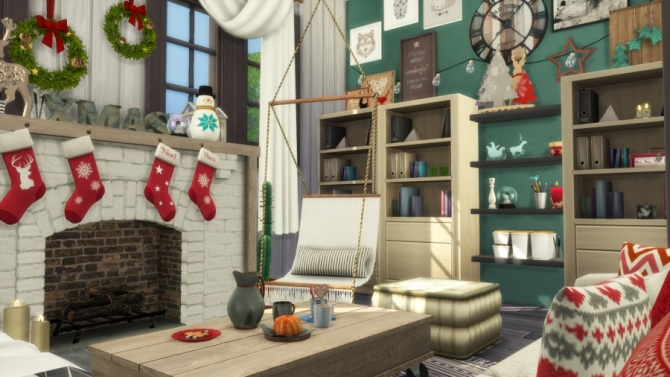 1734. Sims 4 Rooms downloads   Sims 4 Updates