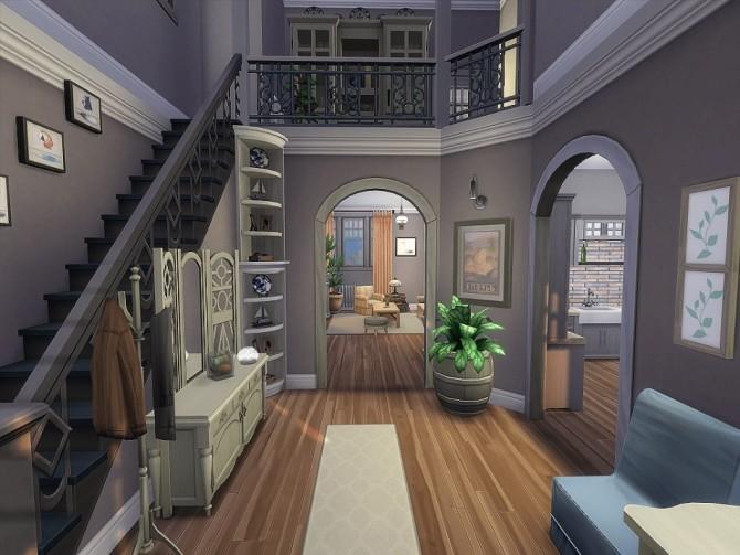 Seashell Mansion by Waterwoman at Akisima image 1742 670x503 Sims 4 Updates